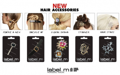Nuovi Hair accessories- limited edition