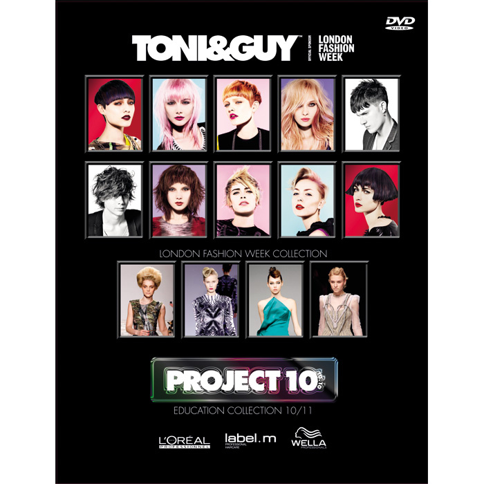 Project 10 DVD 10/11