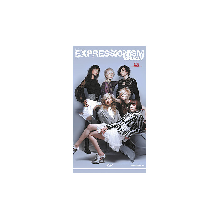 Toni&Guy expressionism DVD