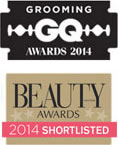 GQ beauty awards 2014