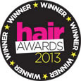hair awards 2013
